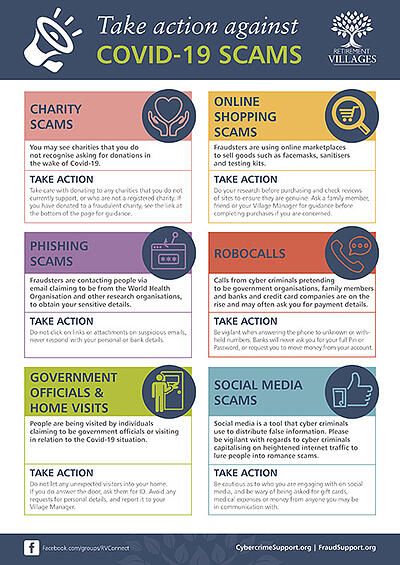 2020-05-18 19303 Covid-19 Scams Infographic_A4 - SMALL